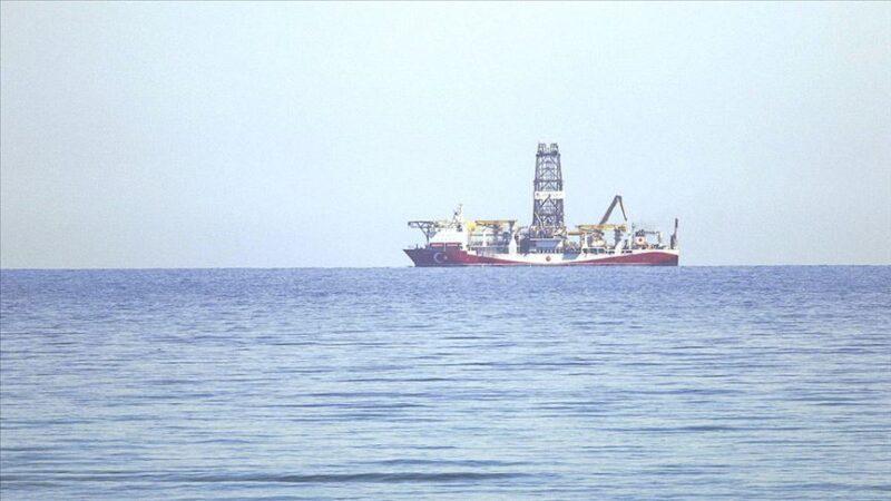 Fatih Karadeniz'deki ilk sondajına başladı