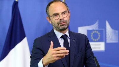 Fransa Başbakanı görevi bıraktı…