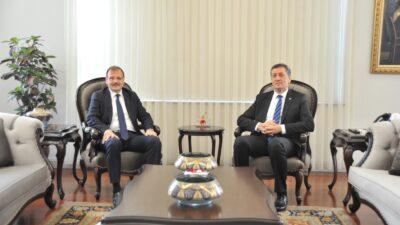 Çavuşoğlu'ndan müjde; Bursa'ya 5 yeni okul…