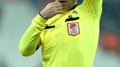 Menemenspor-Bursaspor maçının hakemi belli oldu!