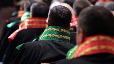 Hakim ve savcıların terfi sonuçları belli oldu…