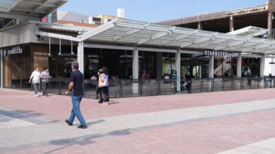 Starbucks, İnegöl'deki ilk şubesini İnegöl AVM'de açtı
