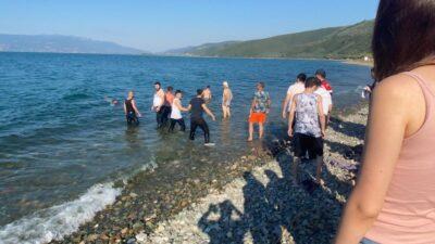 İznik Gölü'nde facia: 2 ölü