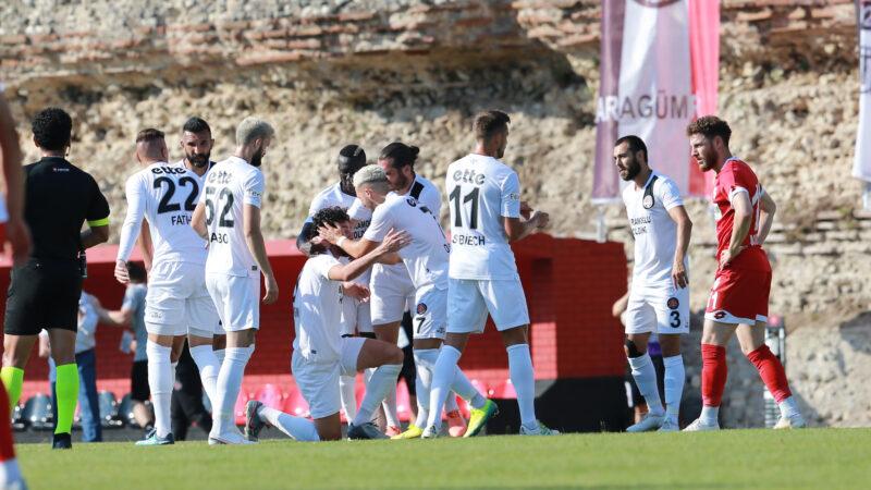 1.Lig'de zirve yangın yeri… Karagümrük ve Akhisar da kazandı… İşte sonuçlar…