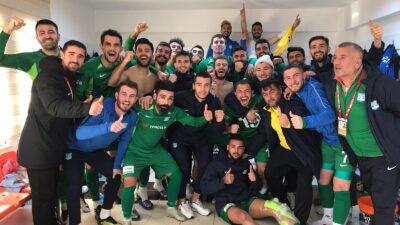 Bursa'da büyük sevinç… Resmen şampiyon oldular…