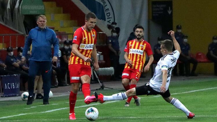 Beşiktaş'a 3 atan Kayserispor potadan çıktı! İşte sonuçlar…