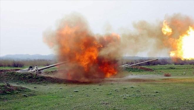 Ermenistan – Azerbaycan sınırında çatışma yeniden alevlendi