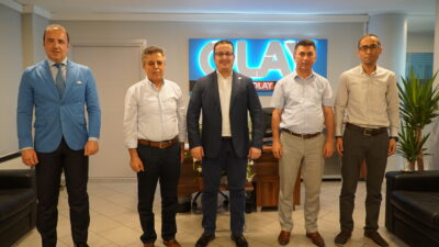 Başkan Kanar'dan övgü; OLAY'ın liderliği devam edecek…
