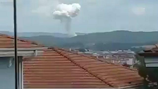 Sakarya'da bir patlama daha: 3 şehidimiz var…