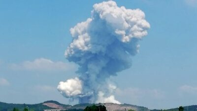 Havai fişek fabrikasında patlama! Can kaybı ve yaralı sayısı artıyor…