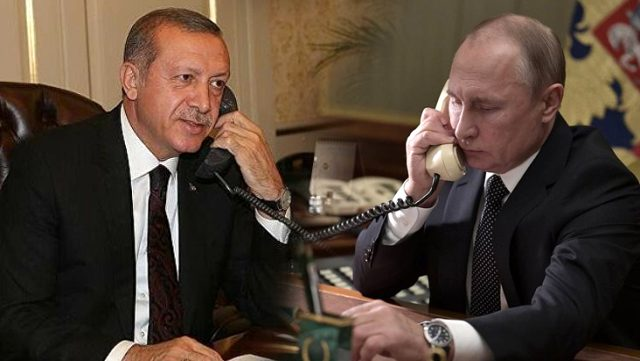 Putin, Ayasofya için endişelerini dile getirdi, Erdoğan telefon görüşmesinde garanti verdi