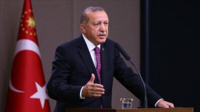 Erdoğan bugün Millete Sesleniş konuşması yapacak