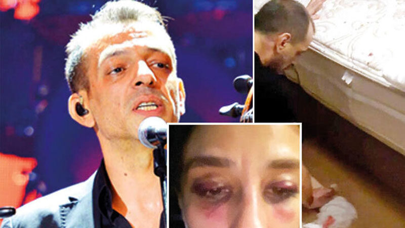 Sevgilisine şiddet uygulayan Rubato'nun solisti hakkında soruşturma