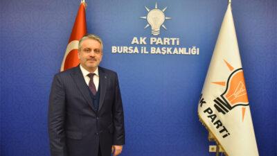 AK Parti'de hedef 500 bin üye