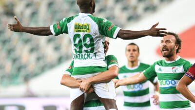 Adım adım Süper Lige… Bursaspor'dan altın galibiyet…