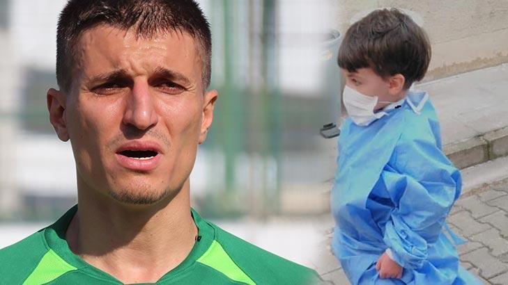 Bursa'da oğlunu öldürmekle suçlanan eski Süper Lig futbolcusundan tahliye dilekçesine ret