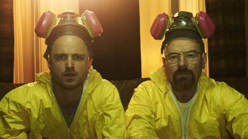 Breaking Bad dizisi Muğla'da gerçek oldu!