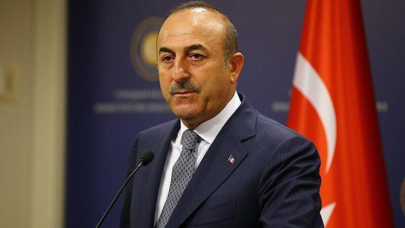 Bakan Çavuşoğlu'ndan Ermenistan'a: Kabul edilemez, aklını başına toplasın