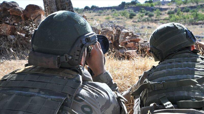 MSB: Barış Pınarı bölgesine saldırı hazırlığındaki 3 terörist etkisiz hale getirildi