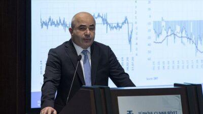 'Enflasyonun yıl sonunda yüzde 8,9 olarak gerçekleşeceği tahmin edilmektedir'