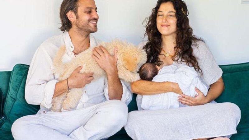 Vartolu'dan ilk kare! Aile fotoğrafı…
