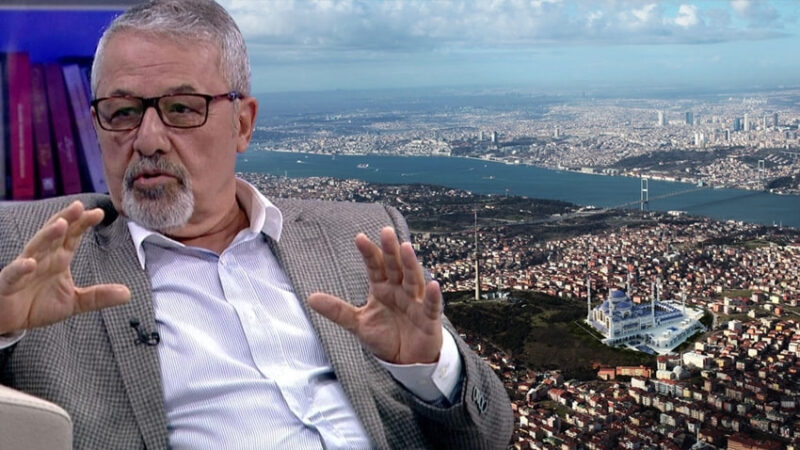 Deprem uzmanı Prof. Dr. Naci Görür'den itiraf: 'Hepimiz insanız bende korkuyorum'