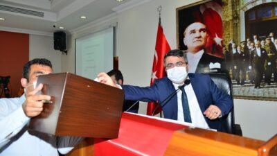 Yıldırım Belediye Meclisi'nde komisyonlar belirlendi