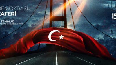 Bursa'da 15 Temmuz Demokrasi ve Milli Birlik günü… Canlı İzle…