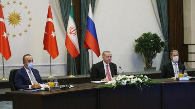 Türkiye-Rusya-İran… İşte zirveden çıkan karar…