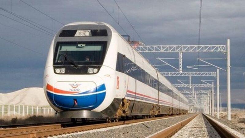 Bu da Bursa'nın müjdesi: Hızlı tren için 9.5 milyar liralık ihale