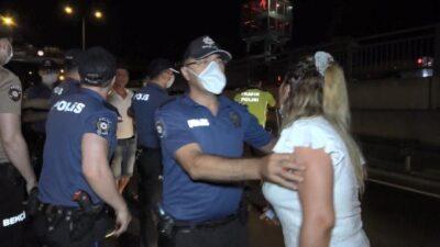 Yer: Bursa… Kaza sonrası ortalık karıştı
