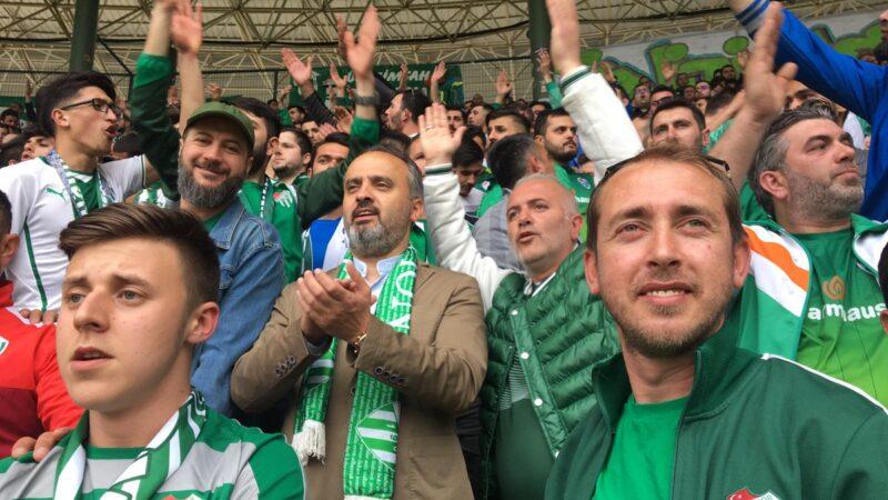Aktaş'tan Bursaspor için kurtuluş reçetesi