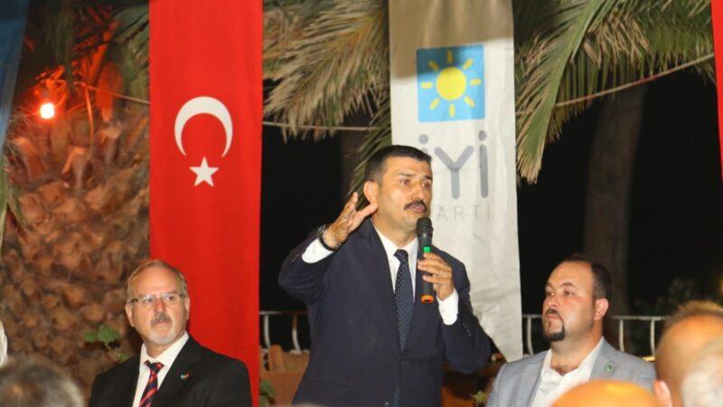 İYİ Parti'de Türkoğlu dönemi