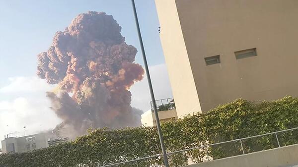 Şiddetli patlama! Ölü ve yaralılar var