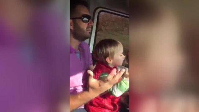 Yürek yakan olay! Kamyonla çocuğunu ezdi, sinir krizi geçirdi