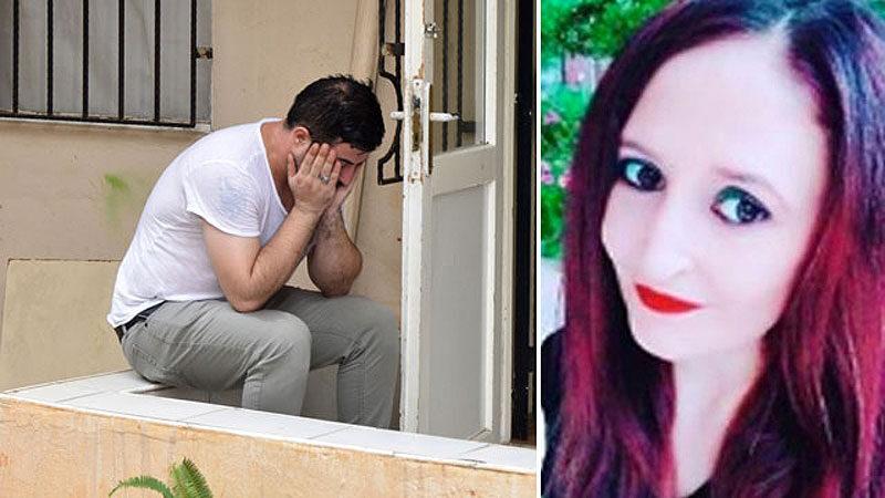 'Düştü' diyerek gözyaşı döktüğü sevgilisini döverek öldürdüğü ortaya çıktı