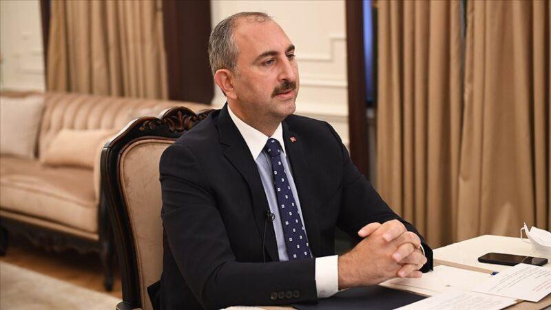 Adalet Bakanı'dan Doğu Akdeniz tepkisi