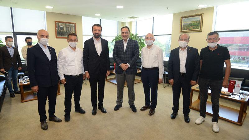 İran işbirliği için Bursa'da