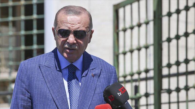 Erdoğan'dan BAE'ye tepki: Büyükelçimizi geri çekebiliriz