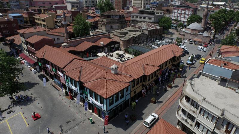 Büyükşehir'den satılık butik otel