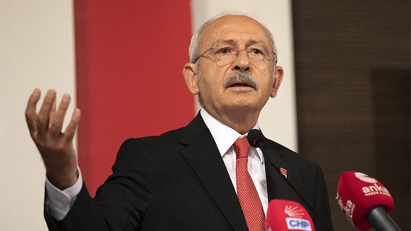 Kılıçdaroğlu: Biz toplumun her kesimini kapsayan bir siyaseti hayata geçirmek istiyoruz