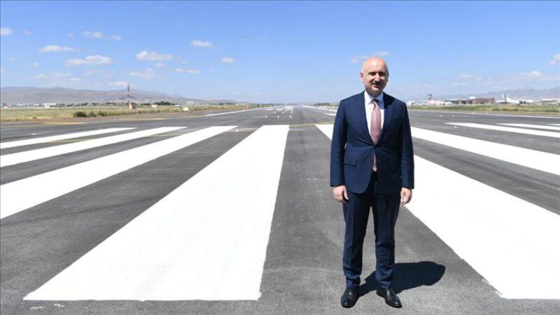 Bakanı Karaismailoğlu: 48 ülkeyle uçuş trafiğimizi sürdürüyoruz