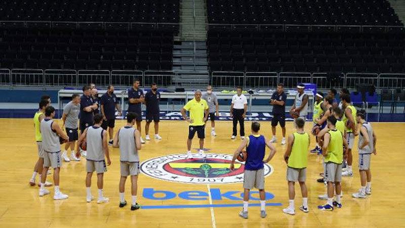 Fenerbahçe Beko'da Igor Kokoskov işbaşı yaptı