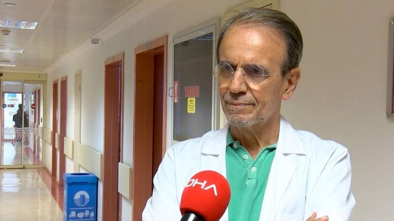 Prof. Dr. Mehmet Ceyhan'ı şoke eden manzara