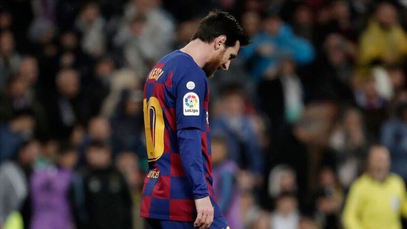 Messi Barcelona'da sağlık kontrolüne katılmadı