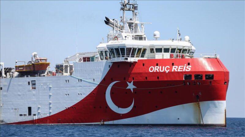 Türkiye yeni 'Navtex' ilan etti!