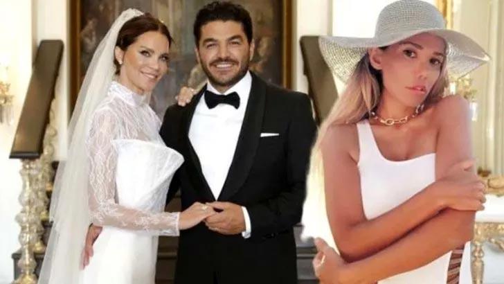 Kocasının eski eşinden skandal gönderme