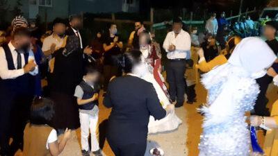 Bursa'da düğünde koronavirüs bulaştığı iddiasına açıklama