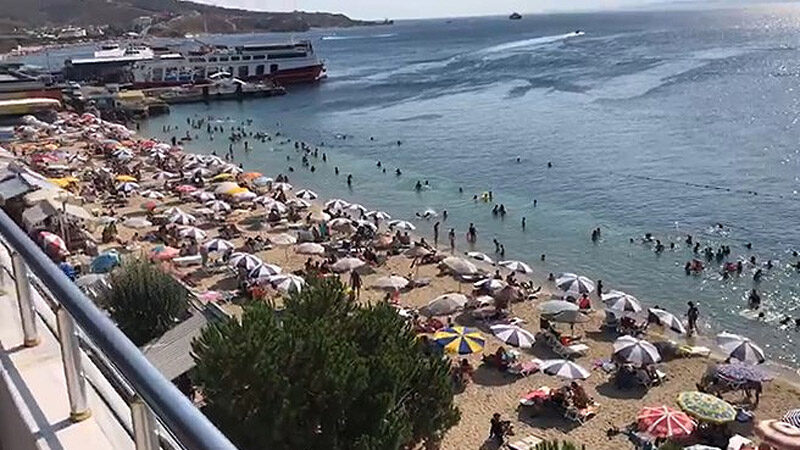 Marmara'nın adalarında nüfus 10'a katlandı