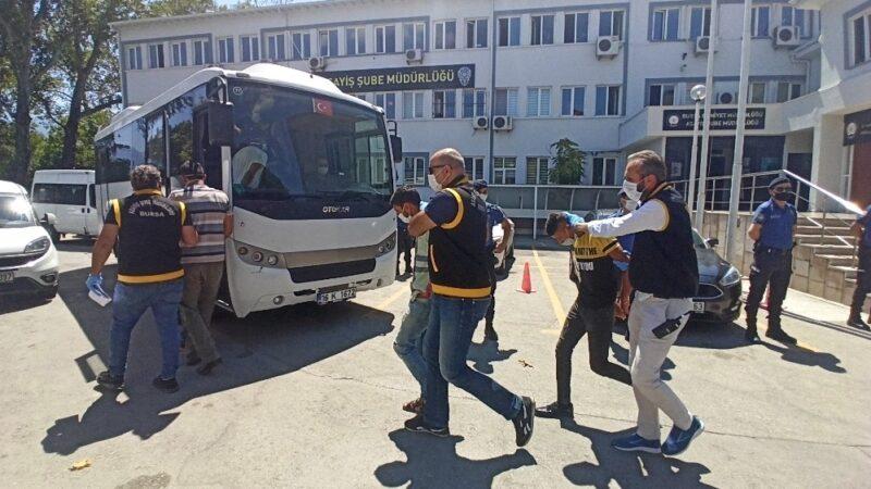 Bursa'daki korkunç cinayette flaş gelişme